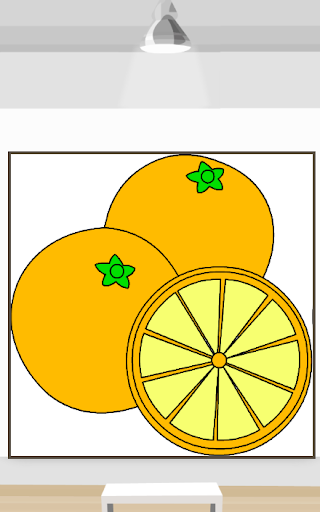 Coloring Fruits Paint  screenshots 3