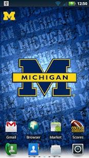 玩個人化App|Michigan Wolverines Revolving免費|APP試玩