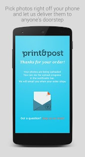 Print&Post - Print your photos- screenshot thumbnail