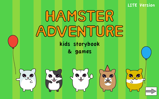 Hamster Adventure Story Lite