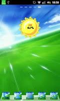 Screenshot of Sun Battery Widget