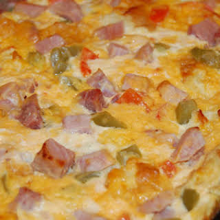 Western Omelette Casserole.