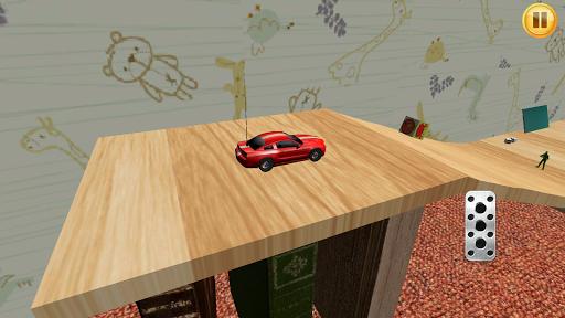 玩具车路3D