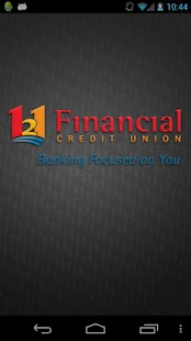 121 Financial Mobile Banking - screenshot thumbnail