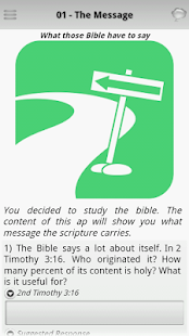 Bible Study The Way- screenshot thumbnail