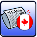 Canada News in App- FREE logo