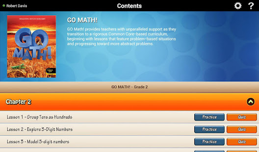 Go math daily grade 2 apps on google play screenshot image fandeluxe Choice Image