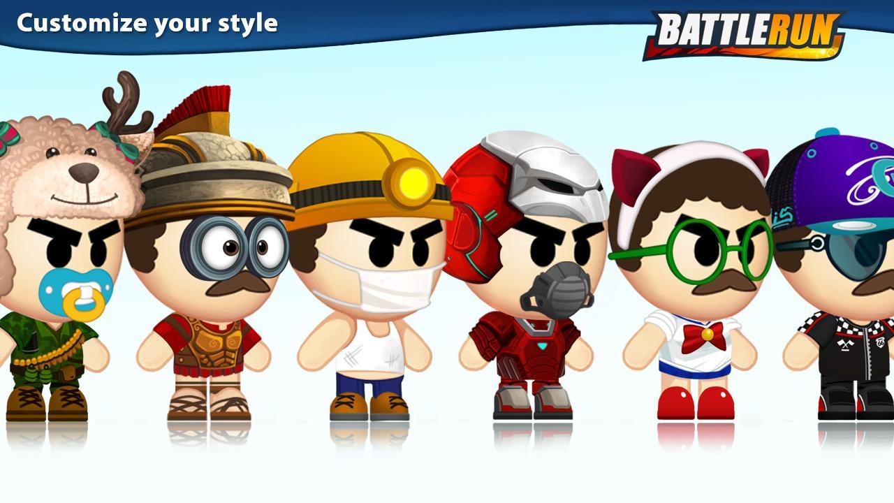 Battle Run screenshot #5