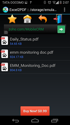 【免費商業App】Excel to PDF Converter Demo-APP點子