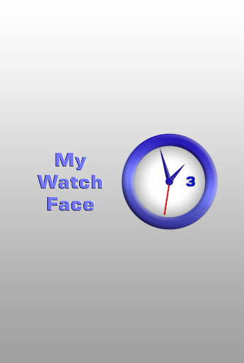 My Watch Face