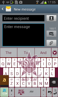Texas A&M Keyboard- screenshot thumbnail
