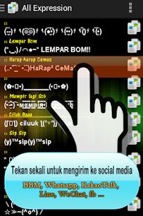 玩社交App|AutoText Ababil (BBM,WA,Line)免費|APP試玩