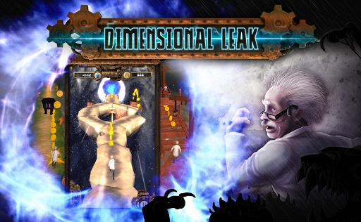 Dimensional Leak