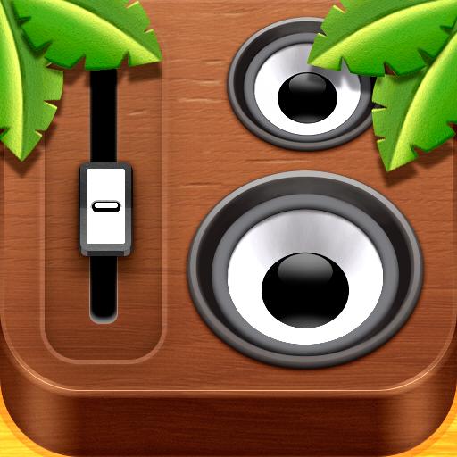 Jungle Music Board LOGO-APP點子