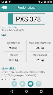 Opus Bilprovning - screenshot thumbnail