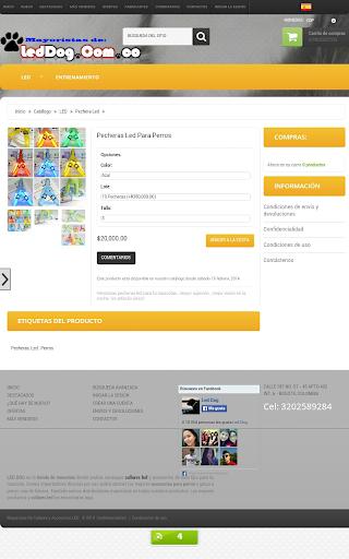 玩購物App|Accesorios Led Para Mascotas免費|APP試玩