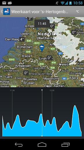 免費下載天氣APP|Buienalarm app開箱文|APP開箱王