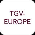 TGV-europe icon