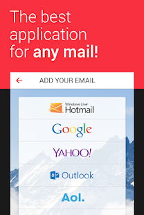 myMail—Free Email Application - screenshot thumbnail