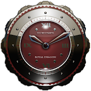 Royal Dragon Clock Widget