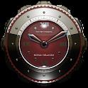 Dragon Clock Widget royal icon