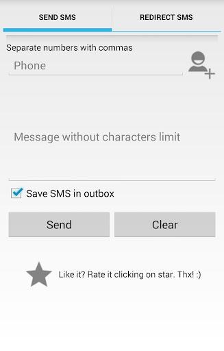 SMS Forwarding