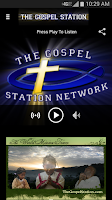 Screenshot of The Gospel Station