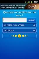 Screenshot of Avis des 100 (le jeu)