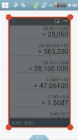 Screenshot of Calculator Note (Quick Memo)