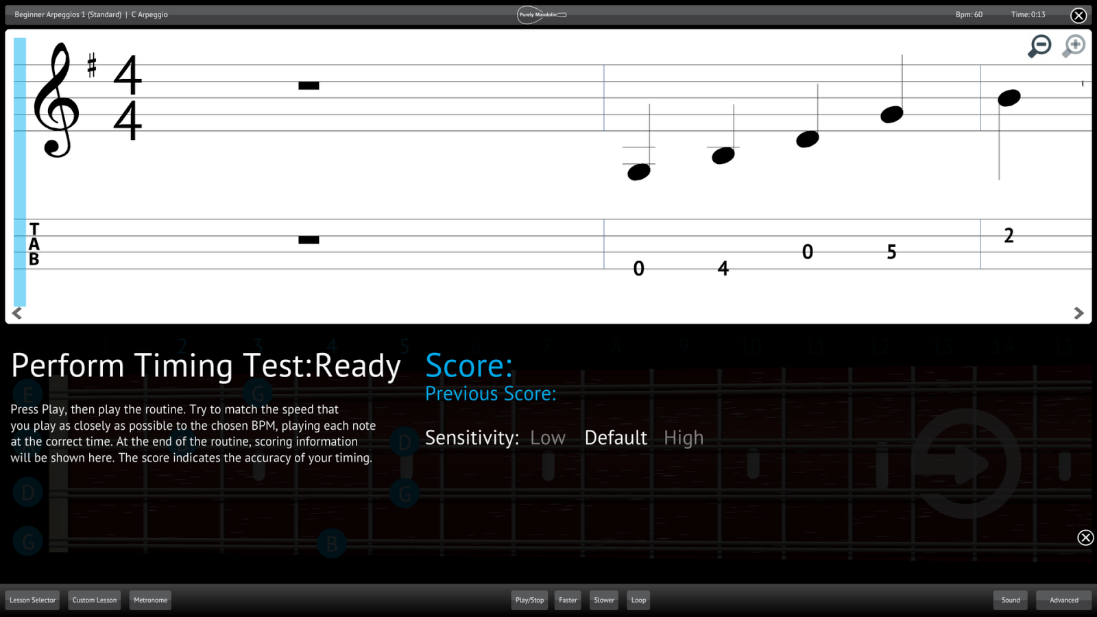 Learn mandolin lessons free android apps on google play learn mandolin lessons free screenshot hexwebz Images