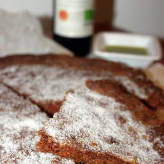 Break Apart 'Stroscia' Cake.