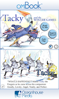 Screenshot of Tacky and the Winter Games