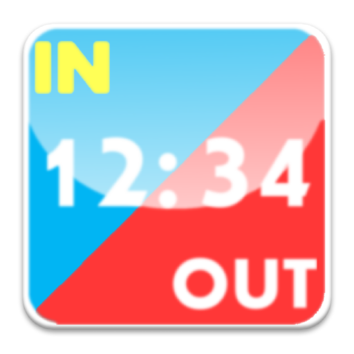 app icon - Time Card App Free