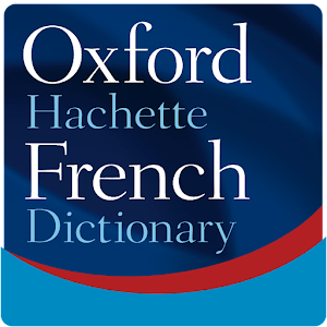 Oxford French Dictionary TR 書籍 LOGO-玩APPs