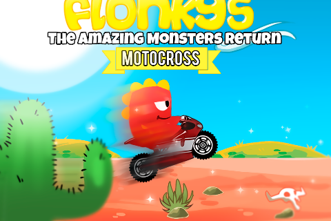 Flonkys Motocross Completo