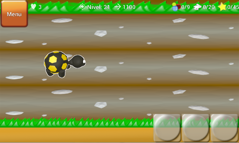 Fast Morrocoy (Runner)- screenshot