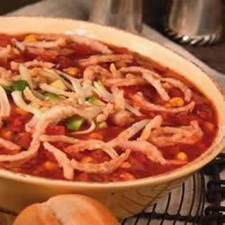 Santa Fe Tomato Chowder.