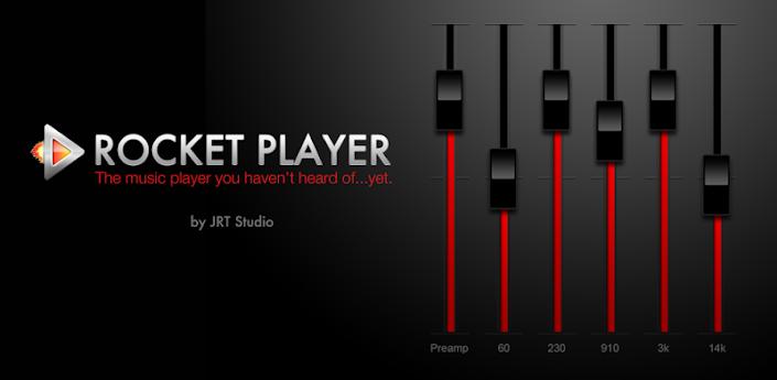 Rocket Music Player Premium apk