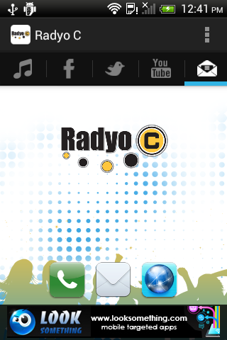 Radyo C - screenshot