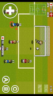 PORTABLE SOCCER DX - screenshot thumbnail