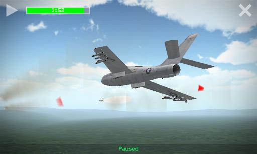 Strike Fighters Attack 2.2.2 APK MOD screenshots 2