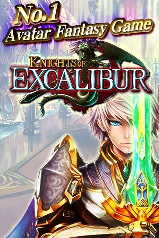 Knights of Excalibur (RPG) - screenshot