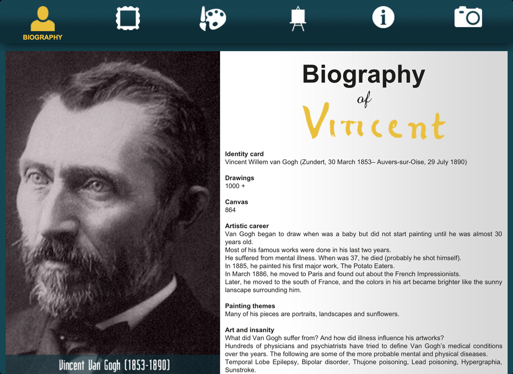 insane genius vincent can gogh Vangogh ebook uploaded by dragan  revealing book about vincent van gogh is based largely on vincent's  beliefs—imbued and evident in the genius of vincent.