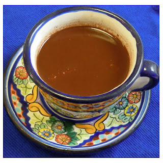 Joan's Mexican Coffee.