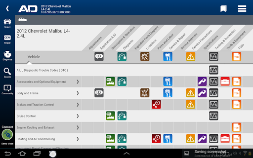 ALLDATA Mobile 1.50.23.192 screenshots 11