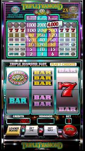 Slot Machine: Triple Diamond 5