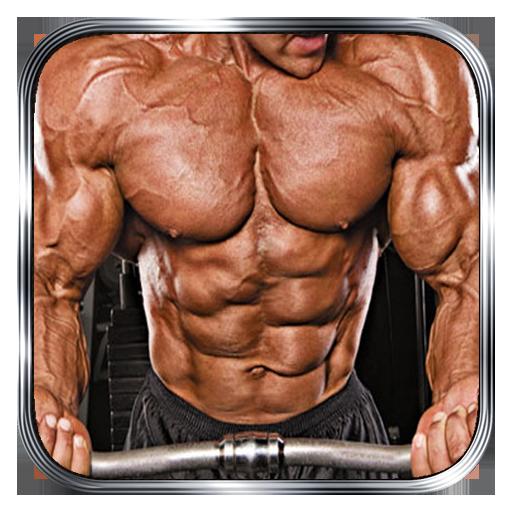健美锻炼 健康 App LOGO-硬是要APP