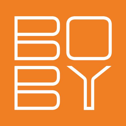 BoBy Sök bostad LOGO-APP點子