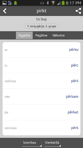 There's a Latvian app for that - DekSoft