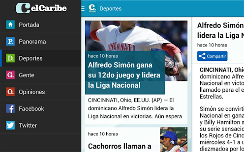 El Caribe - Oficial- screenshot thumbnail
